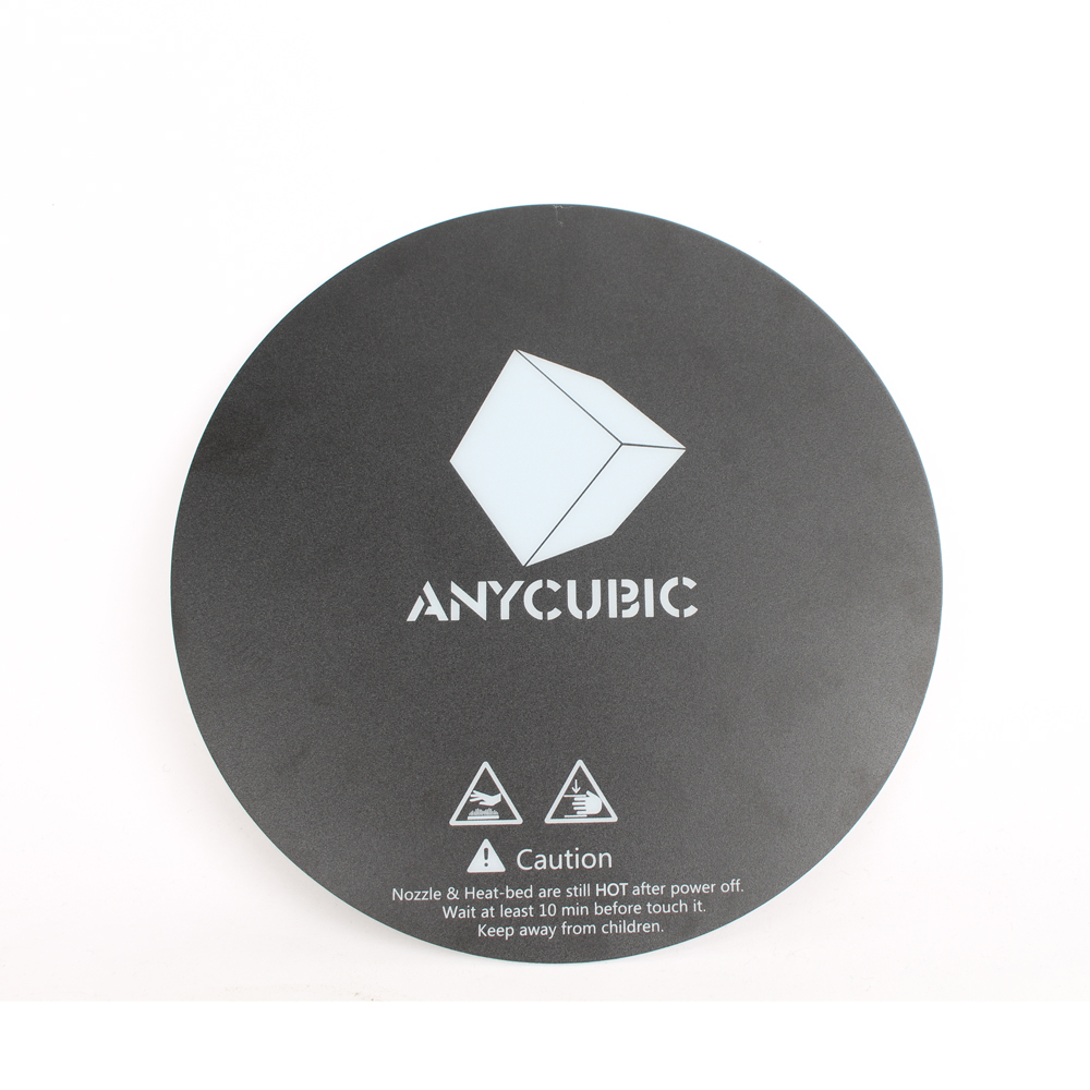 ANYCUBIC 3D Printer Kossel Heat hot bed Sticker Tape 200mm or 240mm Round Print Build Plate Tape For Delta 3D Printer Part ifo alex amata and job akpodiete agricultural biochemistry and methods