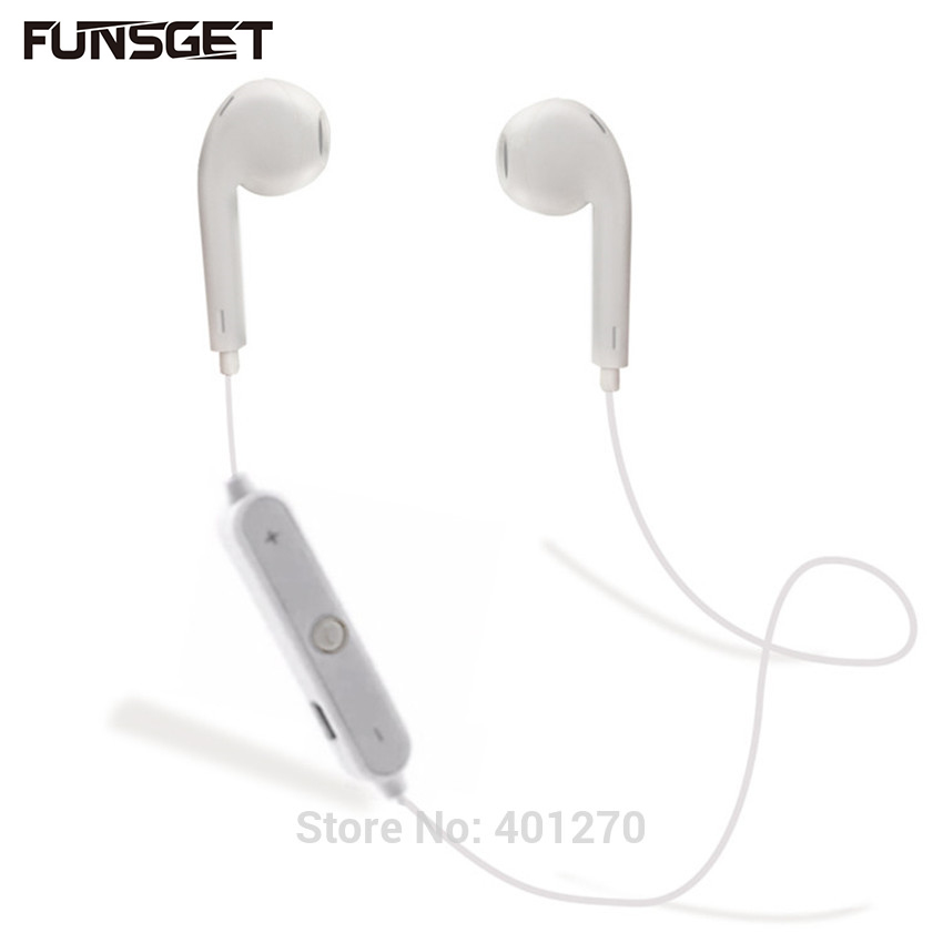 Bluetooth Headset Headphones Wireless Headphone Microphone Sport Earphone With Mic for iPhone Android Phones  professional waterproof condenser microphone sport headset microfone for sennheiser wireless system trs 3 5mm screw jack mic