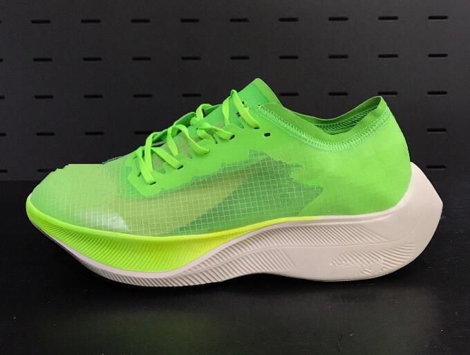 XVILEBRON Green ZoomX Vaporfly NEXT% Vaporfly 4 Vaporweave AO4568-300 Size Us5.5-us11