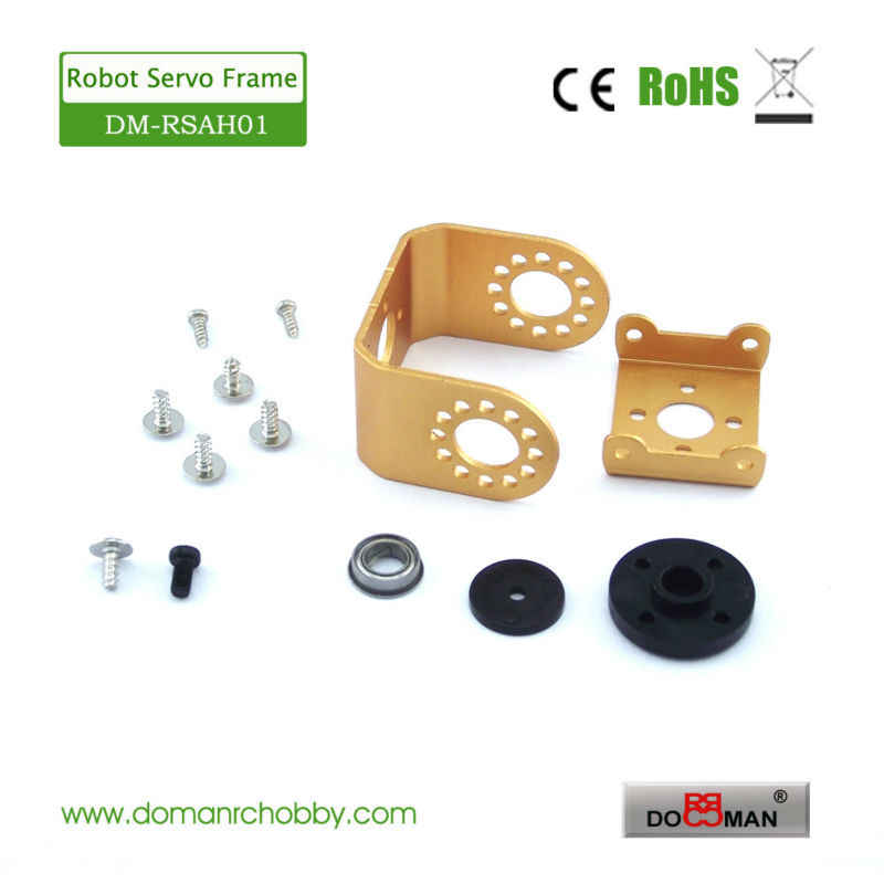 1 шт./лот DM-RS1513MD металла шестерни цифровой низкий профиль 270 градусов гуманоид робот rc servo