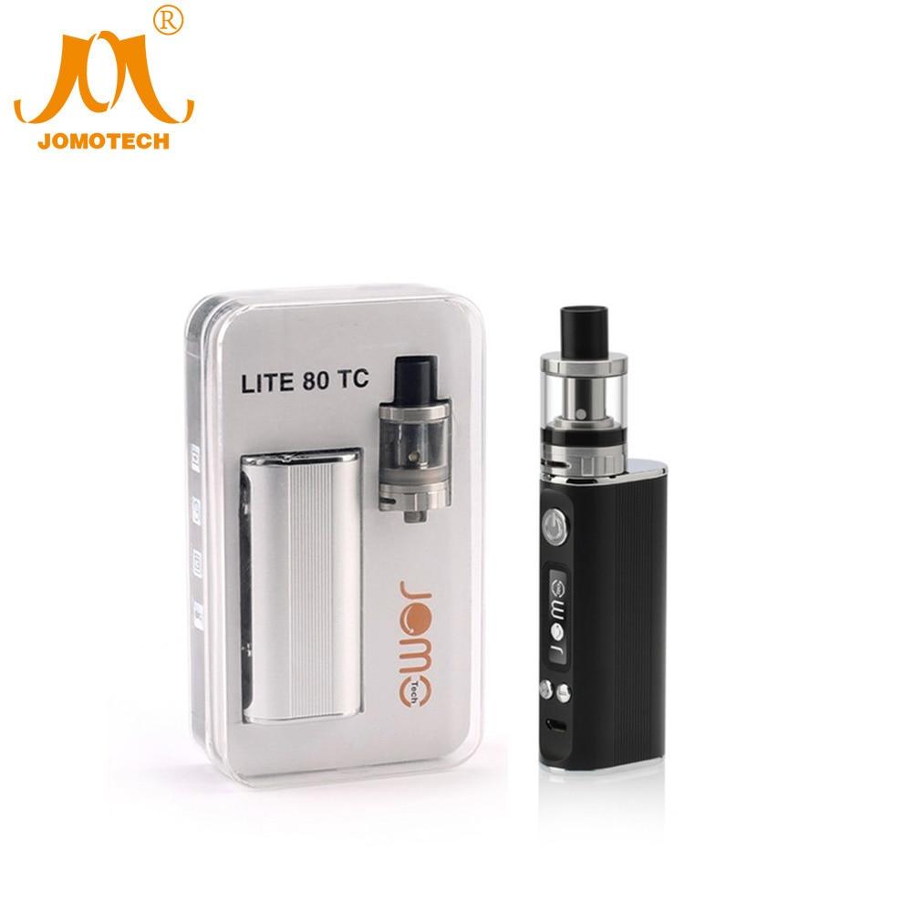 Jomotech 80 W VTC 100-300c vape mod Jomo Lite 80 W kit Pilas de cigarrillo electrónico 80 W vaping mod jomo-130