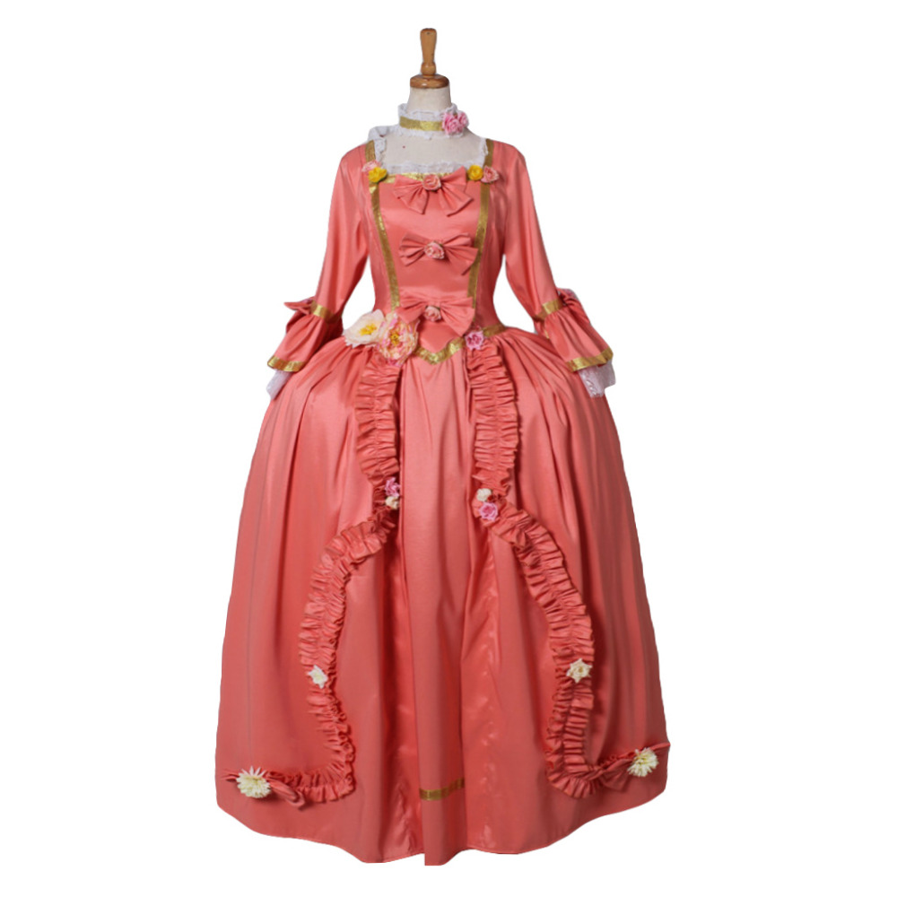 Women Renaissance Ball Gown Gothic Dress Costume Party Fancy Baroque ...