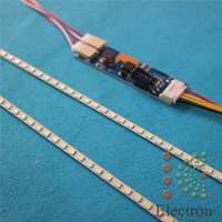 540mm LED Backlight Lamp Strip Kit Adjustable Brightness Update 24 24 Inch CCFL LCD Screen To