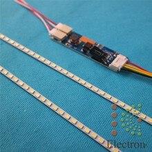 540mm Rétro-Éclairage LED lampe Bande Kit Réglable luminosité, Mise À Jour 24 pouce CCFL LCD à LED Moniteur Peut être coupé par chaque 3 lampes