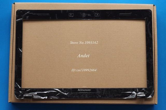Новые Оригинальные для Lenovo Y570 ЖК Передняя Рамка Крышка AP0HB000200 31049898