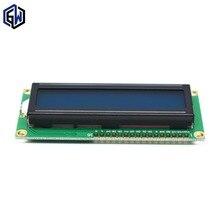 TENSTAR РОБОТ ЖК 1602 LCD1602 5 В 16×2 Символьный ЖК-Дисплей Модуль Контроллер синий blacklight