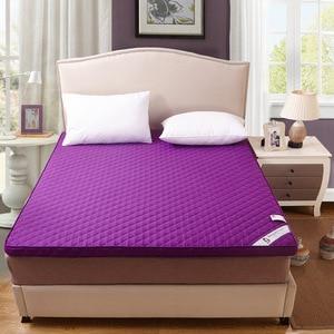 Image 2 - เตียงฤดูใบไม้ผลิกระเป๋าโฟมที่นอนแฟชั่นระดับห้าดาวหนาหน่วยความจำโฟมที่นอน