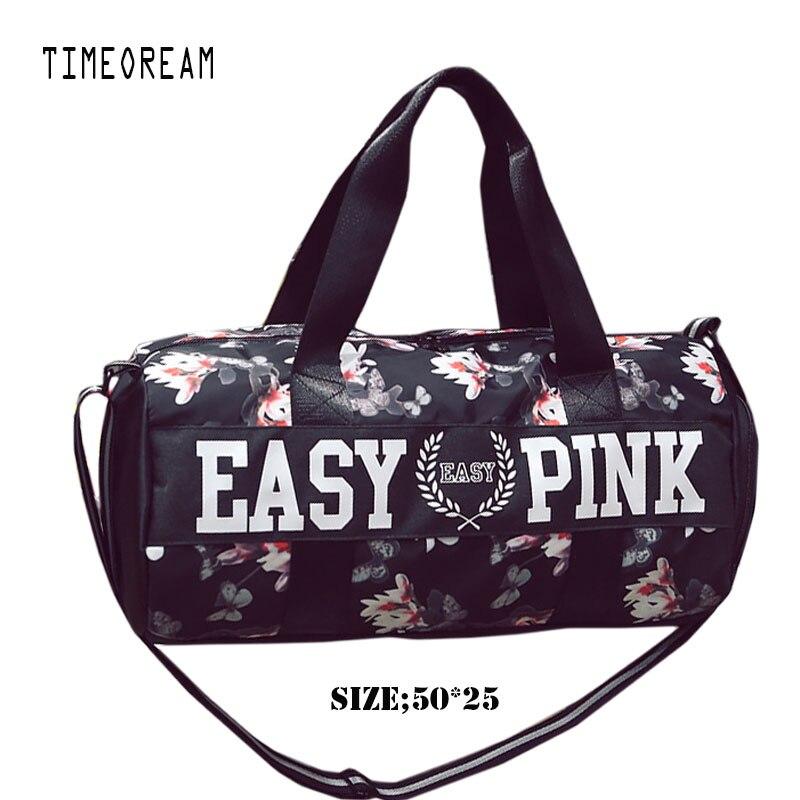 Сумки 2018 багажа дорожная сумка удобная женская сумка для отдыха Пляжная сумка большой Ёмкость круглый путешествия Ba