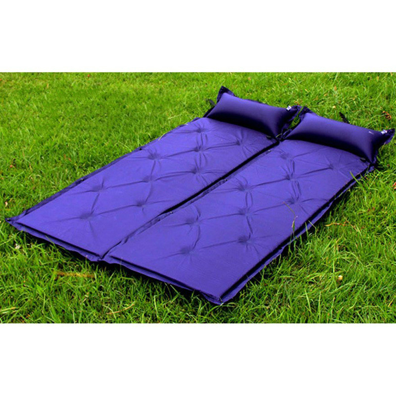 New Automatic Inflatable Pad Widening Can Be Spliced Sleeping Pad Outdoor C&ing Tent Mats High Quality Infla Mat Freeshipping-in C&ing Mat from Sports ...  sc 1 st  AliExpress.com & New Automatic Inflatable Pad Widening Can Be Spliced Sleeping Pad ...