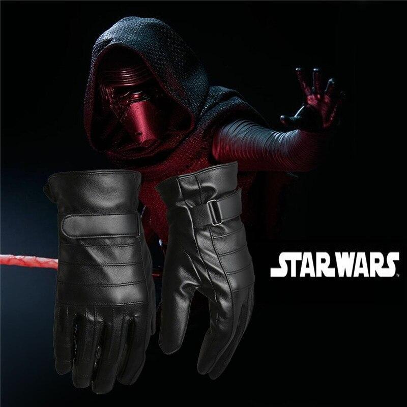 Takerlama Kylo Ren Handschoenen Sith Star Wars De Force Wekt Episode Vii Halloween Kostuum Uitverkoop Materialen Van Hoge Kwaliteit