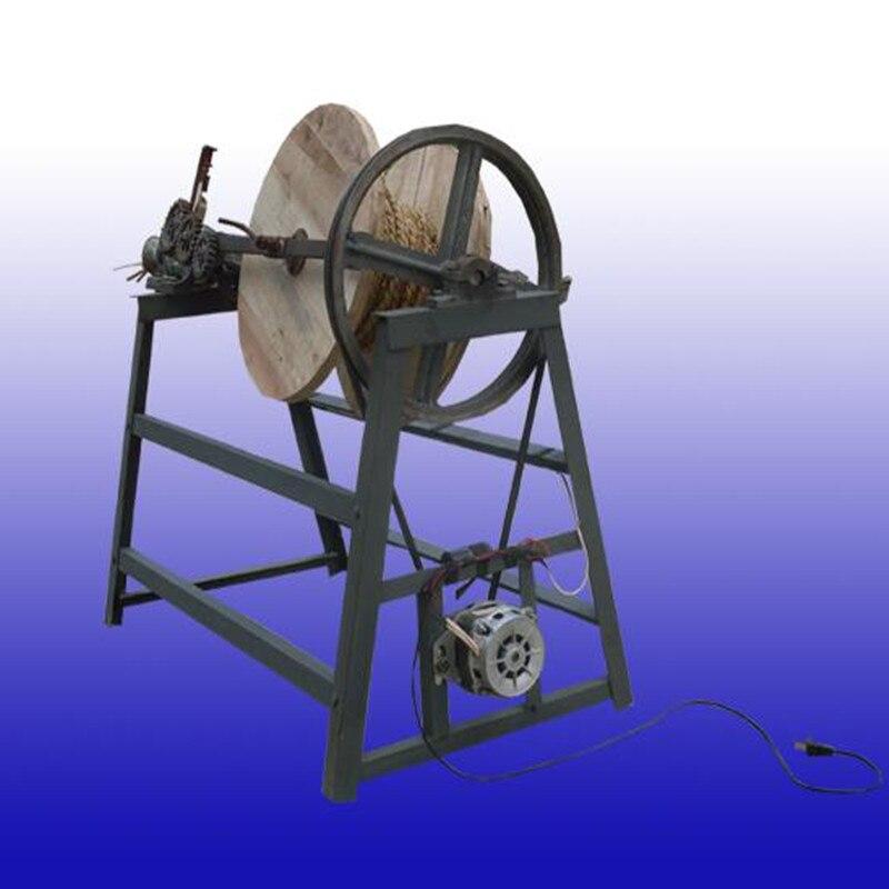 Preço de fábrica máquina de corda de palha corda de estrangulamento corda juta que faz a máquina