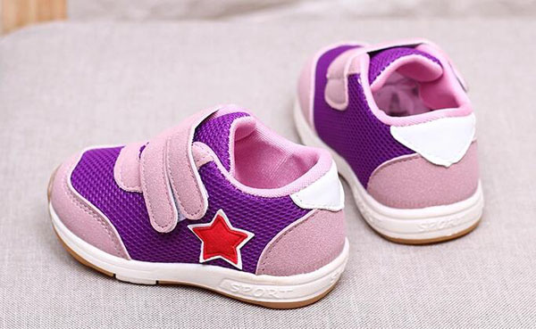 baby boys sneakers running shoes girls sport shoes purple star shoes zapato 17 new chaussure bebe sapatos SandQ baby fashion 8