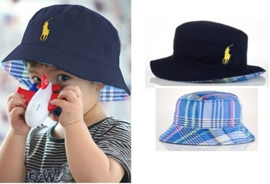 Wholesale Brand name kids polo hats baby cap fashion summer headwear  children s outdoor sports cap boys girls casual bucket hats-in Hats   Caps  from Mother ... 36b005a46b9