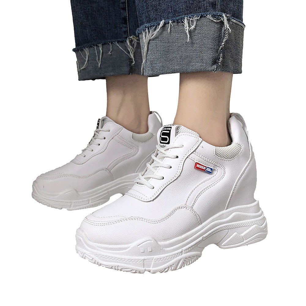WOMEN/'S LADIES CASUAL TRAINERS MICRO FRESH RUNNING WALKING SHOES LACE UP