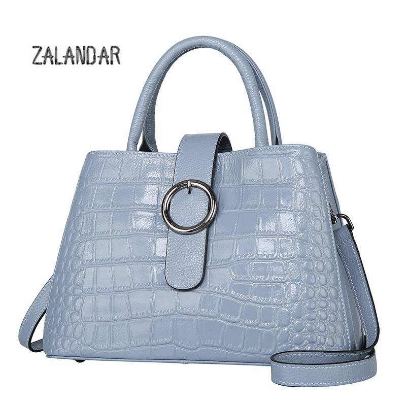 Women hangbag Real Genuine Leather Causual Women Handbag Large Shoulder Bags Elegant