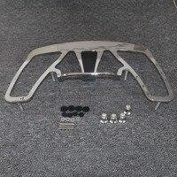 For Honda GOLDWING GL1800 GL 1800 2001 2011 Motorcycle Aluminum Chrome Trunk Luggage Rack