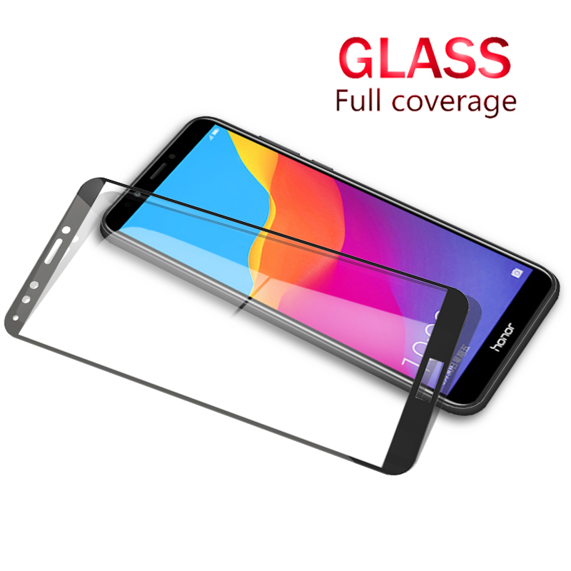 Front Tempered Glass For Huawei honor 7A 7X 7C 7S Pro 5.7 Full Cover Screen Protect Film On Huawe honor 7 X A C S Pro Anti-fallFront Tempered Glass For Huawei honor 7A 7X 7C 7S Pro 5.7 Full Cover Screen Protect Film On Huawe honor 7 X A C S Pro Anti-fall