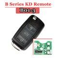 Бесплатная доставка (1 шт.) b01 KD пульт дистанционного управления для VW 3 кнопки серии B пульт дистанционного управления для kd900urg200 машины