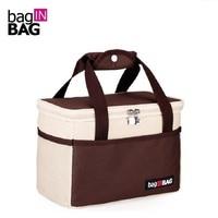 Waterproof Lunch Bags 600D Oxford Fabric Thickening Cooler Bag Waterproof Heat Protection Keep Warm Bolsa Termica
