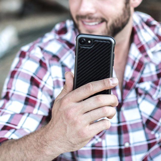 coque x-doria iphone 8