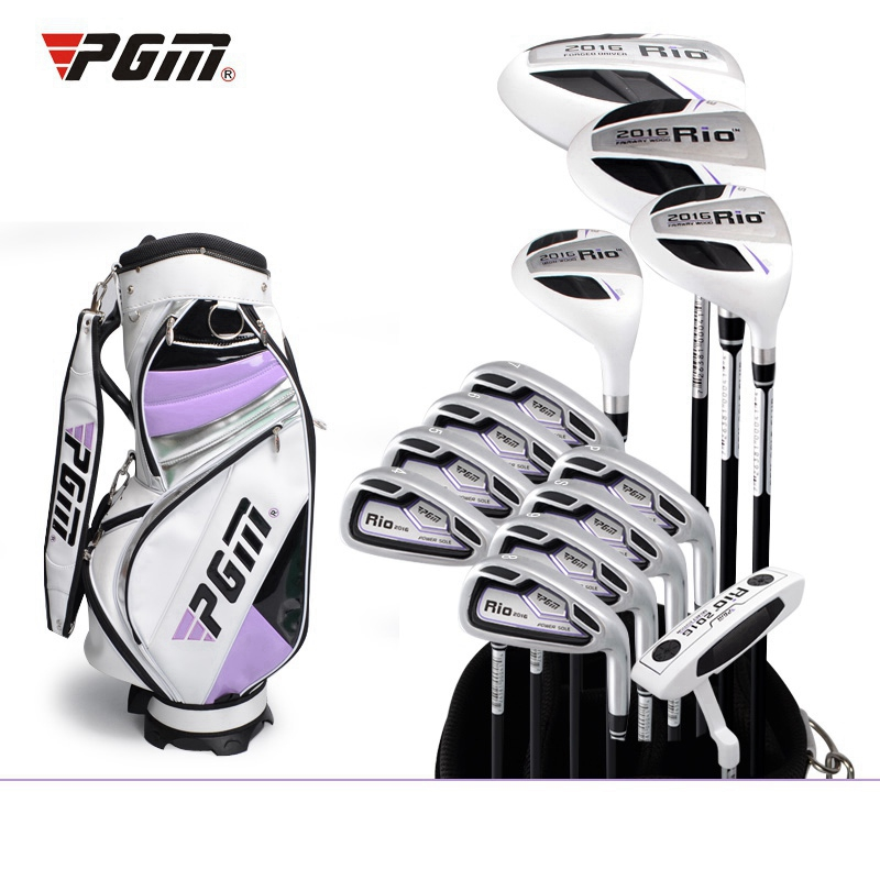 Golf Brand PGM. Ladies women golf irons clubs complete golf sets Women golf clubs full set