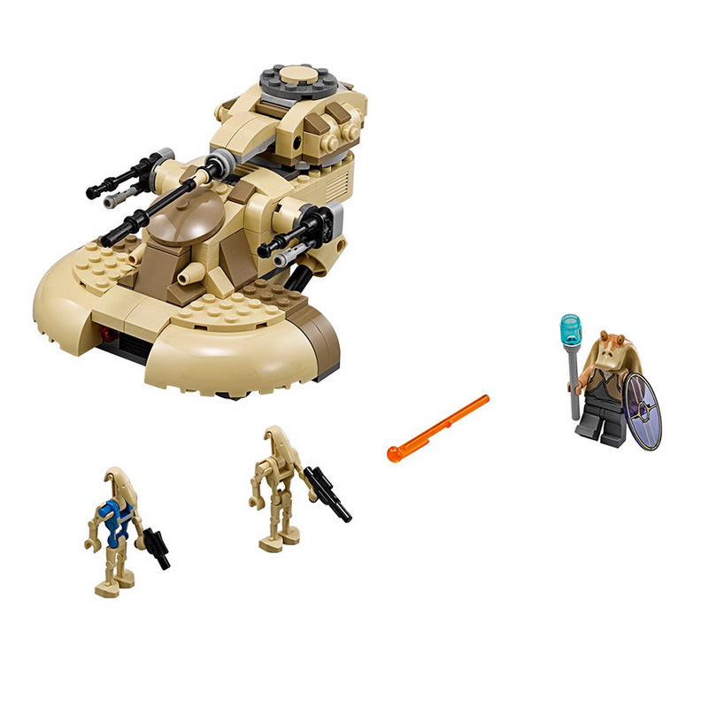 BELA Star Wars 7 War Chariot Figure Toys building blocks set marvel compatible with legoe