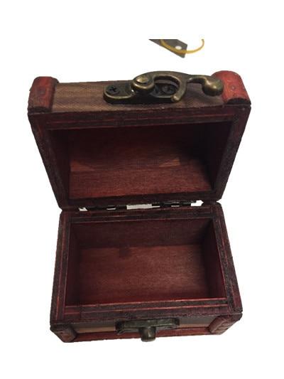 Подарочные коробочки из дерева в ассортименте 6х8 см 3