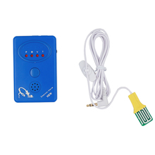 Adult Baby Bedwetting Enuresis Urine Bed Wetting Alarm Sensor No harm Safety Baby Monitors 20%Off
