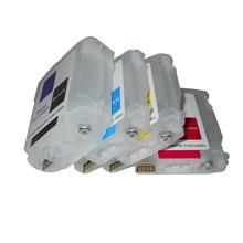 цена на Vilaxh For HP88 Refillable Ink Cartridge For HP 88 Officejet Pro K5300 L7380 L7680 K550 K5400 L7580 L7780 K8600