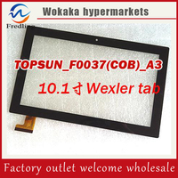Original Wexler 10iS Touch Screen Touch Panel Digitizer Glass Sensor Replacement 10 1 Wexler Tab 10iS