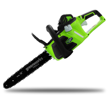 Rechargeable Chain Saw Brushless Battery and Charger Chain Saws 40V Lithium Household Electric Cutting Tool