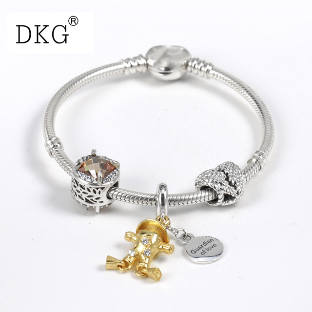 Real 925 Sterling Silver Radiant Grains of Love Happiness Heart Bracelet Set Clear CZ Fit Women Bangle Bead Charm DIY Jewelry top quality bright mint enamel clear cz radiant hearts of pan bangle fit europe bracelet 925 sterling silver bead charm jewelry