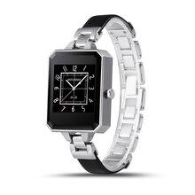 Hot sale 2016 Luxury MF08 Smart Watch Wirst Bluetooth Smartwatch for Female Women Antilost Heart Rate