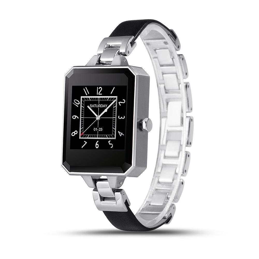Hot sale 2016 Luxury MF08 Smart Watch Wirst Bluetooth font b Smartwatch b font for Female