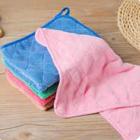 1 шт., кухонная Чистящая тряпка, чистящие прокладки, принадлежности, чистящие аксессуары, дешевые салфетки