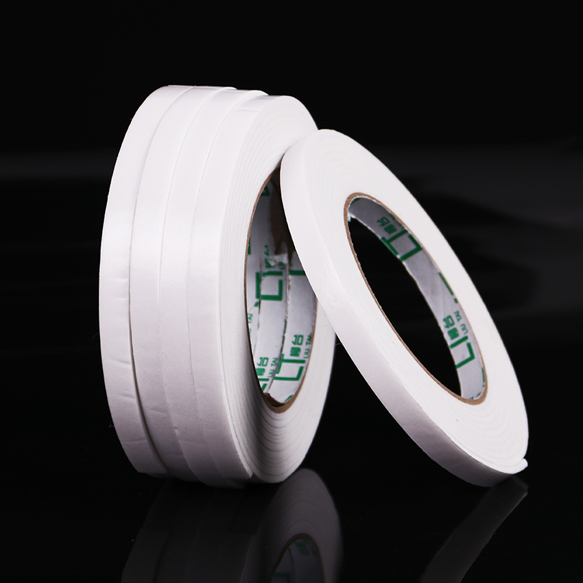 1PC 10mm X 300cm Super Strong Double Sided Foam Tape Adhesive Convenient School Office Tapes Stationery Supplies