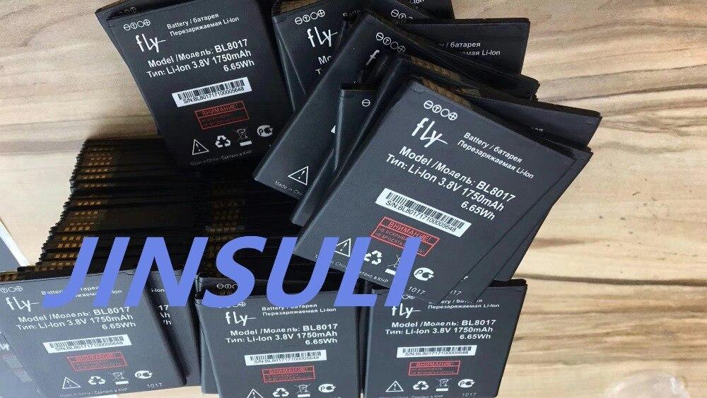 100% Original Fly BL8017 1750mah Battery+free Ship+track Code