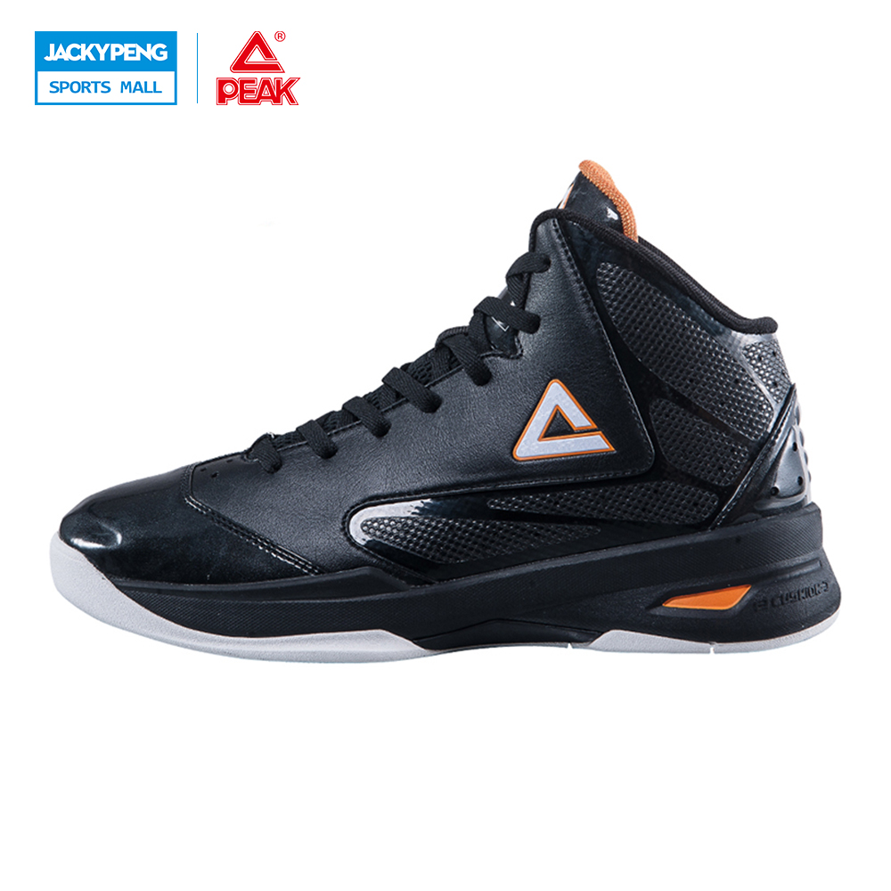 PEAK SPORT Speed Eagle IV Concept Models Men Basketball Shoes Breathable Athletic Sneakers Cushion-3 REVOLVE Tech Ankle Boots peak sport star series george hill gh3 men basketball shoes athletic cushion 3 non marking tech sneakers eur 40 50