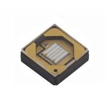 SEUL CUN6GF1A 3535SMD UV 365nm LED de Alta condutividade térmica de cerâmica corpo tipo de transmissão UV lente plana frete grátis