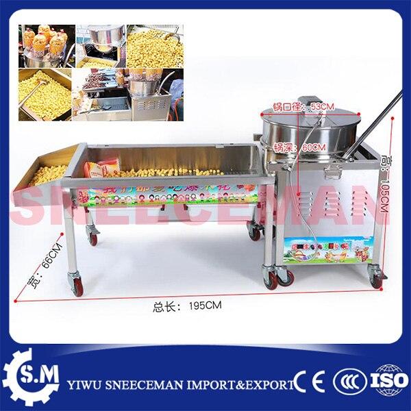 hot sale machine can making round ball shape popcorn machine in USA hot sale cayler