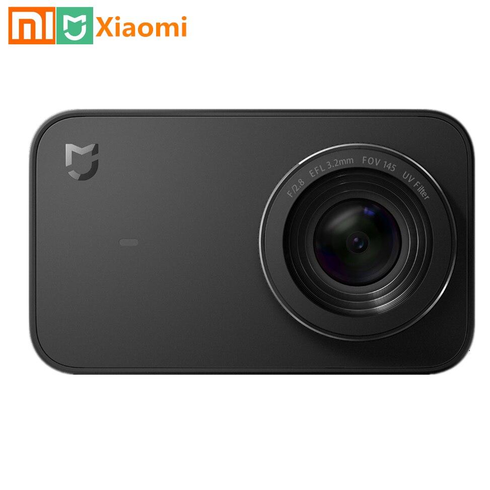 Original International version Xiaomi Mi Mijia Action camera 4K 30FPS Ambarella A12 WiFi waterproof Cam 1080p