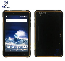 Original Kcosit K917 Rugged Slim Tablet PC Phone Ultra-thin Waterproof Android 8.0 3GB RAM Octa Core 8″ 4G 2D Scanner UHF RFID