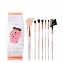 8Pcs Makeup Brushes Set Eye Shadow Foundation Powder Eyeliner Eyelash Lip Make Up Brush Cosmetic Beauty Tool Kit Hot наглазник jjc ef xtl
