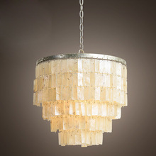 Buy seashell lights and get free shipping on aliexpress deevolpo modern white natural seashell pendant lamps e14 led shell lighting for aloadofball Image collections