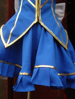 Fairy Tail Lucy Heartphilia Cosplay Costume Lucy Fancy Dress Outfit Carvival/Halloween Party Costumes for Women Anime Costumes 2