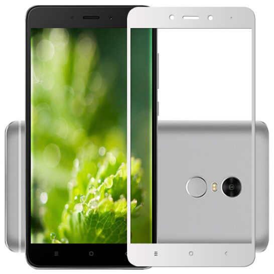 3D كامل غطاء الزجاج المقسى ل Xiaomi Redmi ملاحظة 3 4 4X الزجاج Redmi 4 4A 4x واقي للشاشة