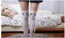 new 300pcs/lot! Sailor Moon Cosplay Cats Luna Crystal Accessory Women Tight Pantyhose