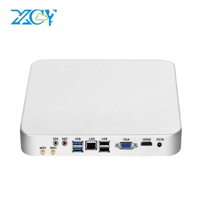 XCY X26 Mini PC with 4th Gen Intel Core i3 4010U i5 4200U i7 4500U Processor