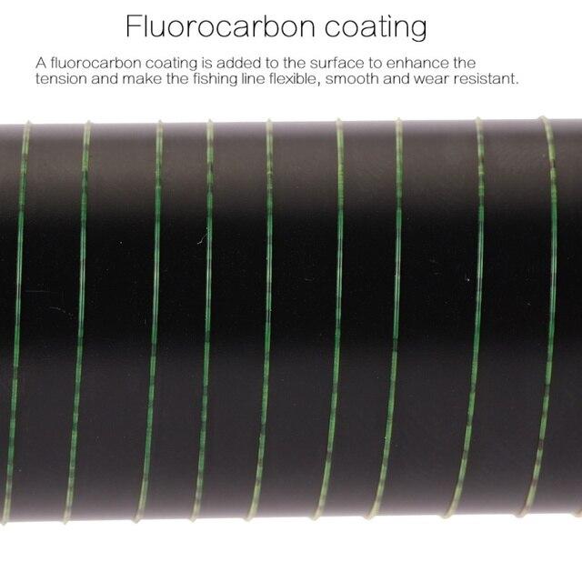 Nylon Super mocna nylonowa żyłka wędkarska 100/150/200/300/500 M 2-35LB żyłki dla połowów karpia