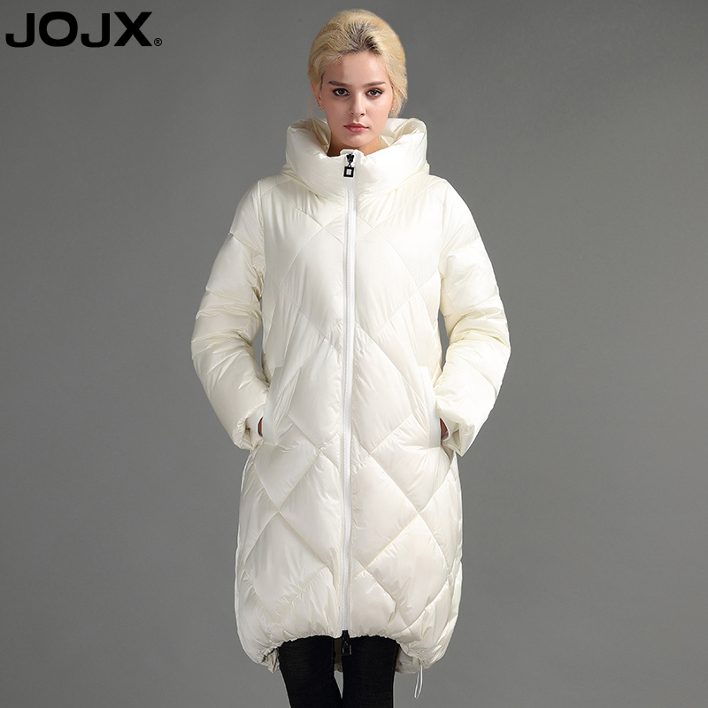 JOJX Winter Coat Women 2018 High Quality Winter parka New luxury cloak Padded Coats Women Coat
